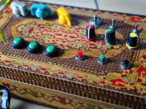 Cigar Box MIDI Controller