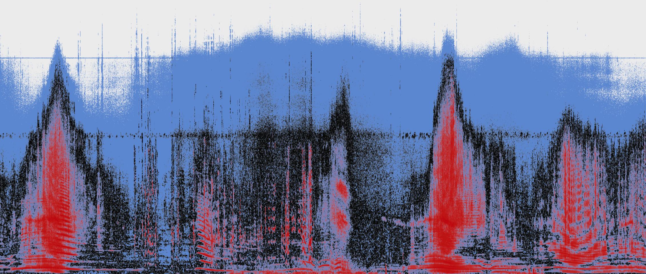 fokker dr1 spectrogram