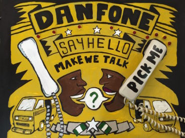 Danfone, Playable City Lagos