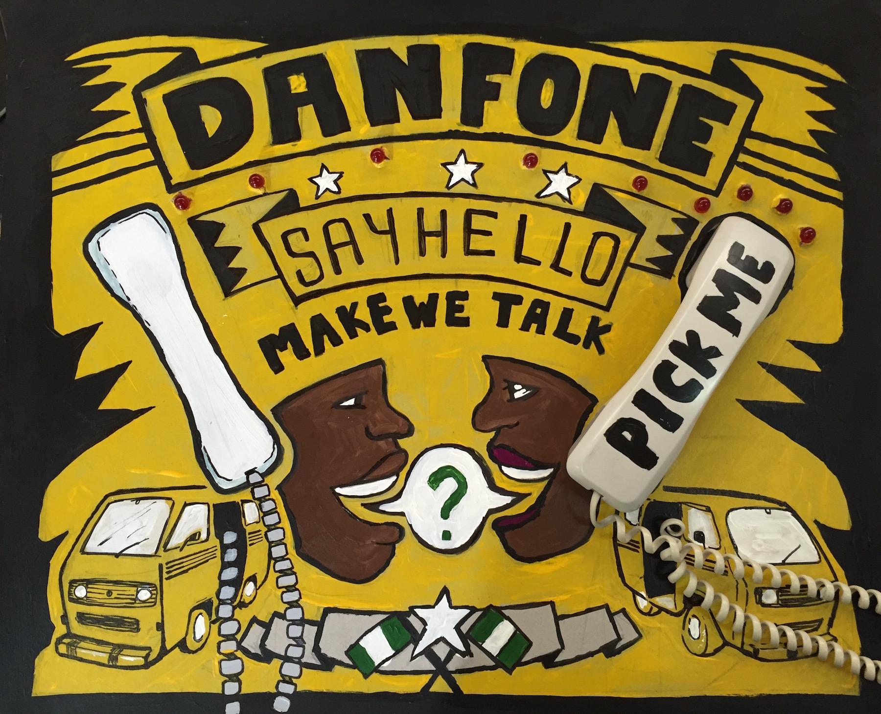 Danfone