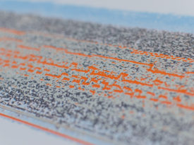 Sound Signature: Voyager 7 (orange/blue)